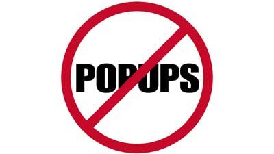 Popup Blocker