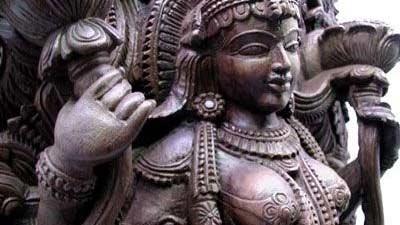 Rati adalah dewa dalam mitologi hindu yang melambangkan gairah dan nafsu