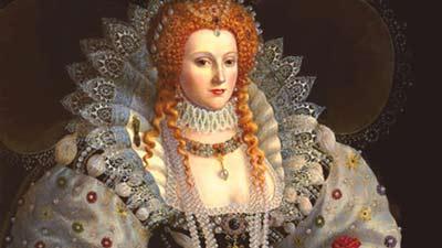 Ratu Elizabeth I pernah melihat bayangannya sendiri alias doppelganger