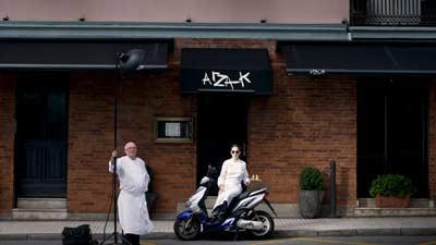 Arzak adalah salah satu restoran terbaik di dunia