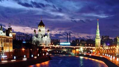 Rusia merupakan salah satu negara berpolusi di dunia