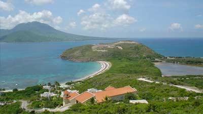 Saint Kitts and Nevis merupakan salah satu negara terkecil dunia yang terdiri dari 2 pulau