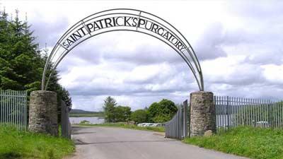 Saint Patrick Purgatory sebagai salah satu pintu gerbang menuju neraka