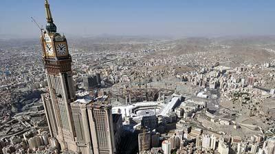 Saudi Arabia adalah salah satu dari 10 kota paling terpolusi di dunia