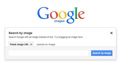 Google menyediakan fitur pencarian melalui gambar pada image google