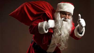 Sinterklas datang terlambat di Yunani