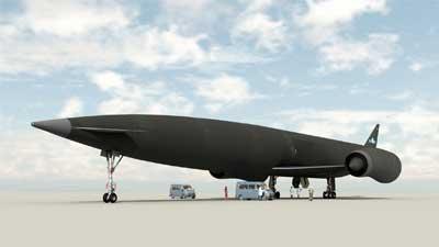 Skylon adalah transportasi masa depan yang mungkin dapat dilihat dalam waktu dekat