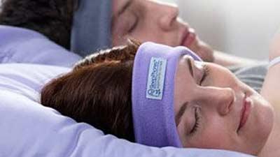 Sleepphones dapat membantu Anda meredam suara sekitar saat tidur