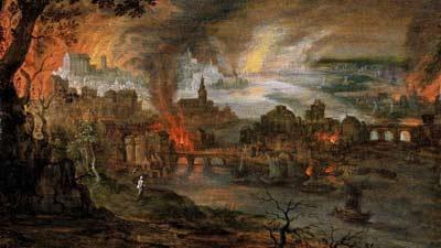 Salah satu kota hilang paling terkenal di dunia adalah Sodom dan Gomora
