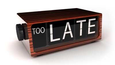 terlambat dalam meeting adalah salah satu hal utama yang harus Anda hindari