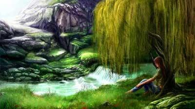 Tir Na Nog adalah surga dalam mitologi Irlandia