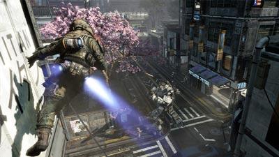 Titanfall adalah game paling layak ditunggu di tahun 2014