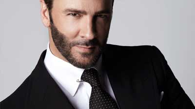 Tom Ford, Fashion Designer and Film Director