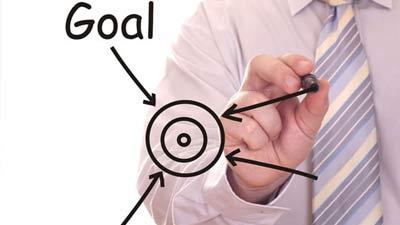 Anda tidak punya tujuan yang jelas baik secara finansial maupun pekerjaan Anda maka kemungkinan besar Anda tidak dapat sukses