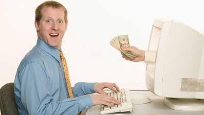 Jangan percaya dengan uang instan karena itu adalah penghalang Anda menuju kesuksesan