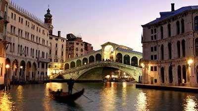 Venesia di Italia akan hilang dalam waktu 70 tahun mendatang karena ditelan air