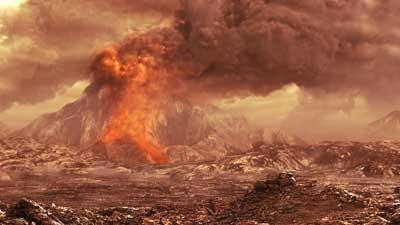 Venus sebagai kembaran bumi adalah planet yang mengerikan dan berbahaya untuk dikunjungi ataupun ditinggali