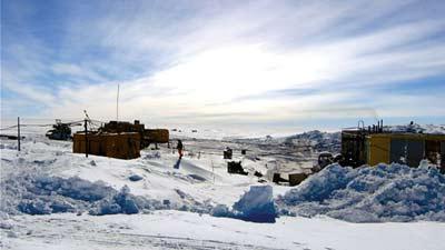 Vostok Lake, Antartika