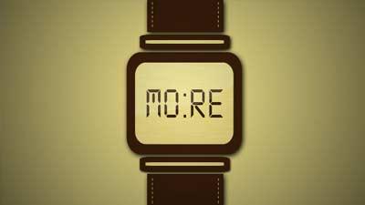 Waktu Yang Lebih Banyak