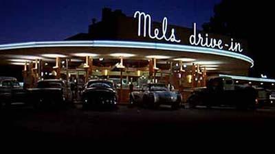 Restoran dalam film American Graffiti