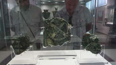 Antikythera Mechanism Artefak mengagumkan