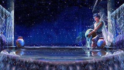 Kisah bagaimana terciptanya zodiak aquarius