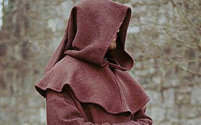Biarawan misterius