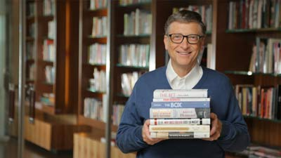 Bill Gates adalah contoh nyata dari keberhasilan seorang introvert