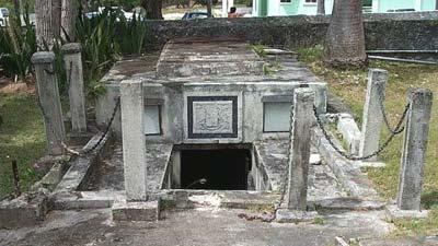 Makam Chase Vault di Barbados