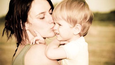 Cinta dari orang tua terhadap anaknya