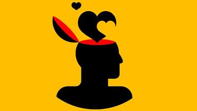 Cinta itu datang dari otak bukan hati