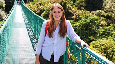 Costa Rica sering menjadi tempat wisata untuk wanita single