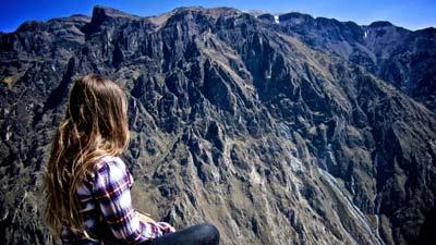 Cusco atau tepatnya Machu Picchu di Peru adalah salah satu tempat wisata terbaik untuk wanita single