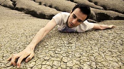 kekurangan air