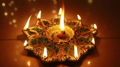 Perayaan Diwali