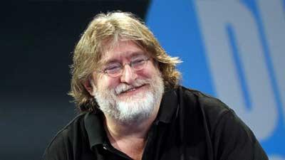 Gabe Newell adalah salah satu orang terkaya di industri game