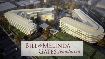 Tindakan Amal Bill Gates melalui Bill & Melinda Gates Foundation