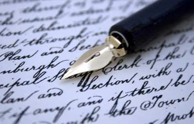Membaca karakter dan kepribadian berdasarkan tulisan tangan alias grafologi