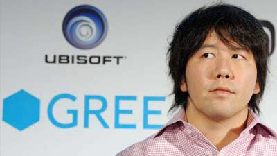 Yoshikazu Tanaka founder dari GREE