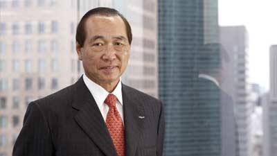 Hajime Satomi dari Sammy Corporation