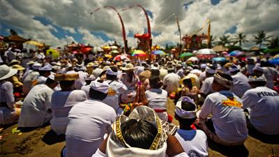 Hari Nyepi di Bali