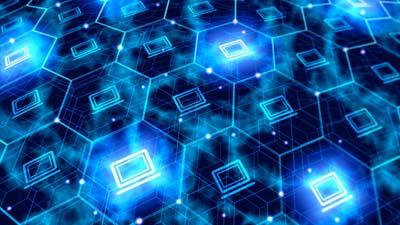 Internet menghubungkan komputer yang satu ke yang lain