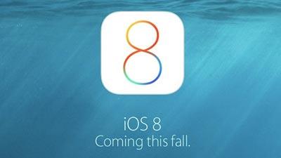OS terbaru iphone, iOS 8 akan dirilis di bula September 2014