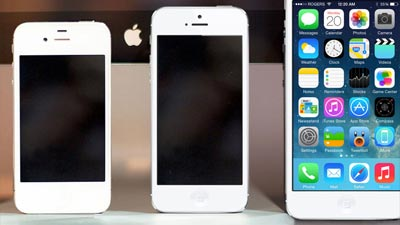 Apple berencana merilis iPhone 6 di akhir tahun 2014
