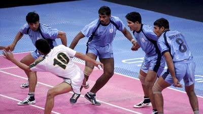 Kabaddi olahraga dari asia selatan