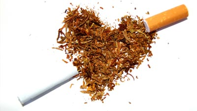 Kanker paru-paru karena rokok