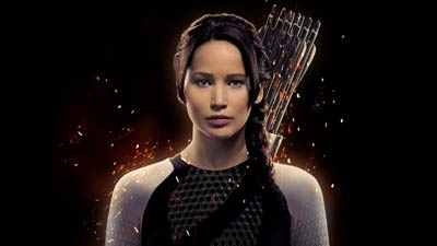 Katnis Everdeen dari The Hunger Games