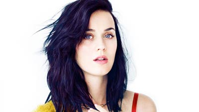Katy Perry merupakan salah satu dari 10 wanita tercantik dunia tahun 2014