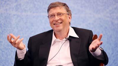 Bill Gates sangatlah kaya hingga memungut 10 Juta tidaklah sepadan dengan waktunya