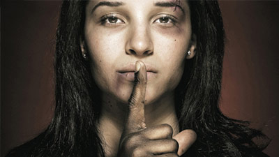 Kekerasan dalam rumah tangga